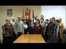 Знамя совета ветеранов Зарайск