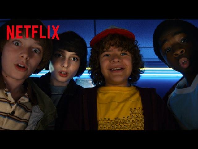 Stranger Things - Temporada 2 - Trailer