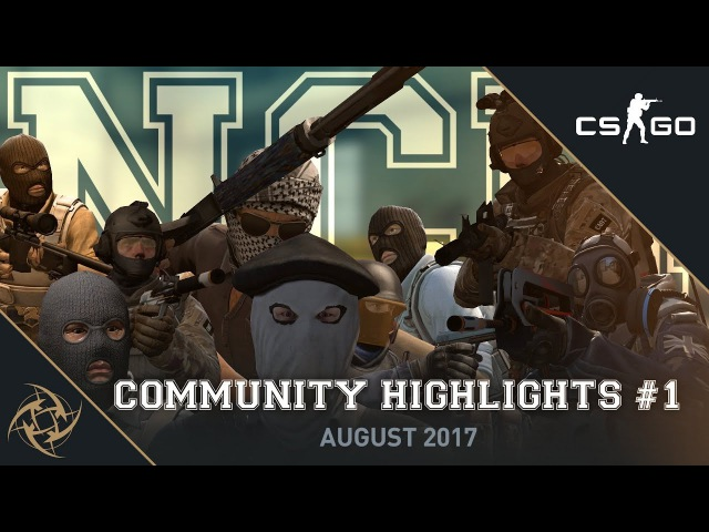 NiP – Community Highlights 1 (NCH1 August 2017)