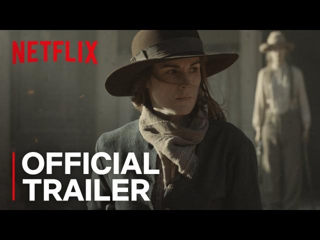 Godless Official Trailer HD Netflix