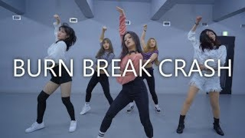 Aanysa x Snakehips - Burn Break Crash | NARIA choreography | Prepix Dance Studio