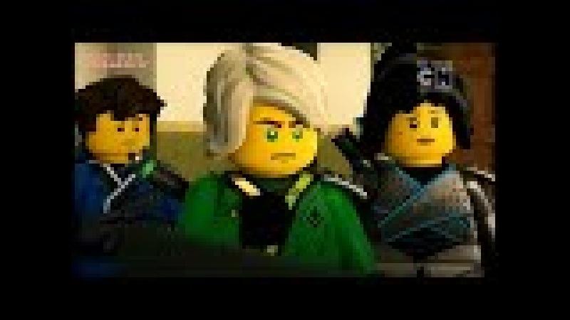 ЛЕГО НИНДЗЯГО 8 СЕЗОН 9 СЕРИЯ ИСТИННЫЙ ПОТЕНЦИАЛ /LEGO NINJAGO SEASON 8 EPISODE 9 TRUE POTENTIAL