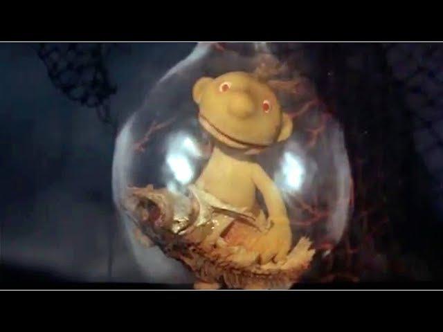 В стране бобберов. Гомункулус. История 1 (1991). Кукольный мультфильм | Золотая колл ...