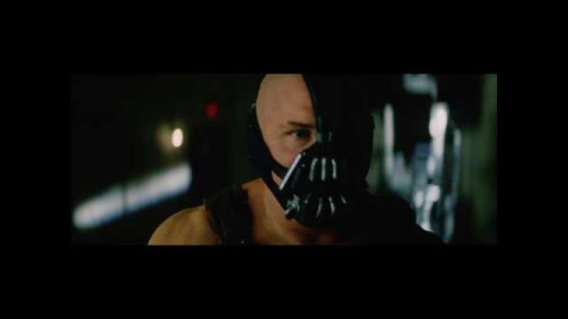 The Dark Knight Rises - Tom Hardy Bane Screen Test