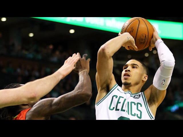 Atlanta Hawks vs Boston Celtics - Full Game Highlights | February 2, 2018 | 2017-18 NBA Season