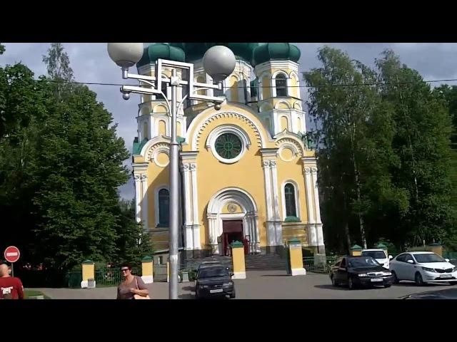 Гатчина Собор святого апостола Павла Покровский собор