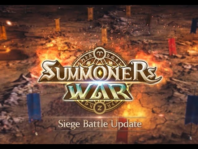 Summoners War: Siege the Day.