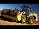 JOHN DEERE 524K аналоги TEREX TL150, CASE 721G, CAT 930H - шарнирный погрузчик, гп 4706 кг