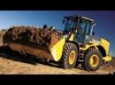 JOHN DEERE 524K аналоги TEREX TL150, CASE 721G, CAT 930H - шарнирный погрузчик, гп 4706 кг