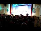 Как поют глухонемые. Фестиваль жестовой песни в Бердске