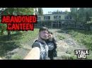 Stalk Urd. Abandoned Canteen