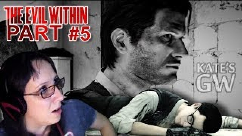 The Evil Within ➤ Напарник монстр. Part 5.
