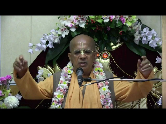 H.H. Gopal Krishna Goswami. SB 3.18.1. Moscow 18.06.2012