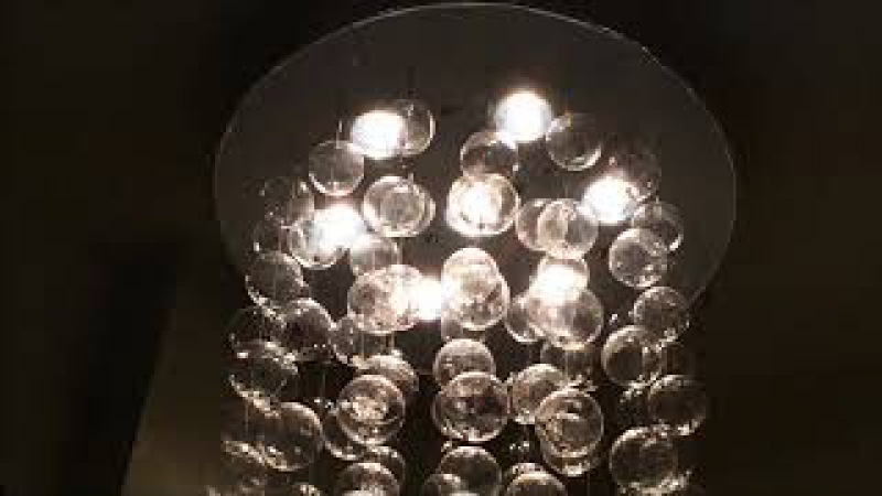 Urano Due Ether Chandelier - CHEERHUZZ LC001