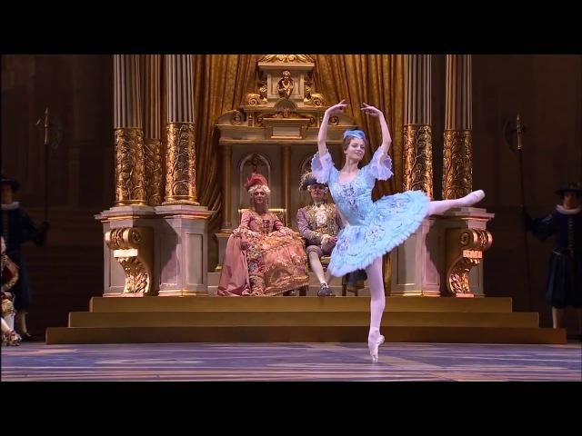 Pyotr Ilyich Tchaikovsky Nina Kaptsova Bluebird Variation Sleeping Beauty