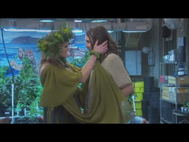 Безкосячная (1 сезон, 12 серия) Disjointed [IDEAFILM]