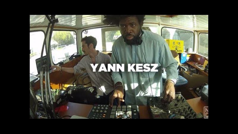 Yann Kesz • Nowadays Takeover • LeMellotron.com