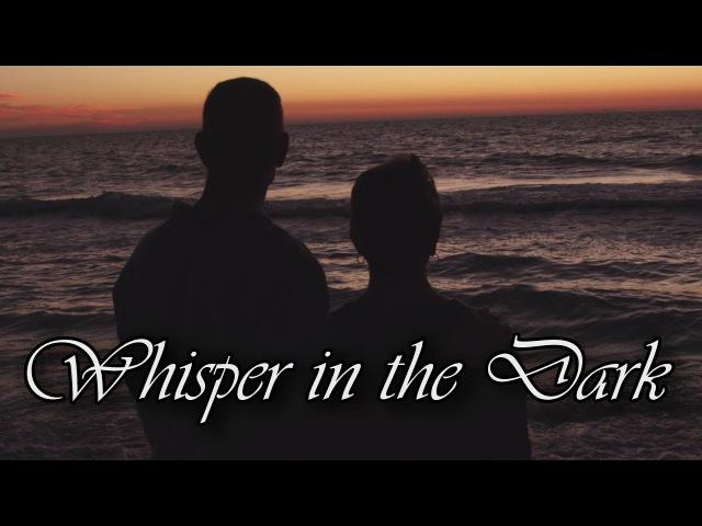 Mirko Hirsch - Whisper in the Dark - Official Lyrics Video - New Italo Disco