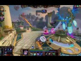 Joust Ranked 3 vs 3 Noob team Odyssey Texture Pack / Smite