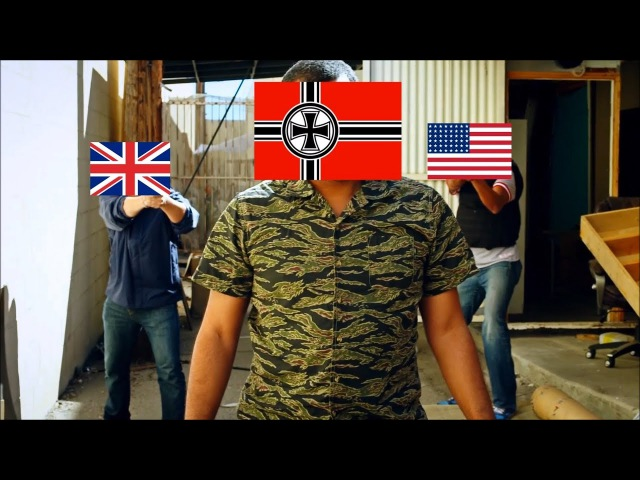 (HOI4) Non-historical AI in a nutshell