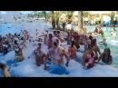 Hôtel Sentido Rosa Beach Thalasso Spa Monastir tunisie mousse froam party