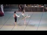 Kimin Kim-Sofia Matyushenskaya grand pas adagio in Don Quixote 19.12.17