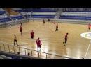 Маглеф 0-2 FYB. Futsal 2017/2018. 4-й тур финальный этап (23.01.2018)