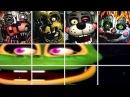 FNAF 6 Salvage Animatronics in FNaF 2 Mod
