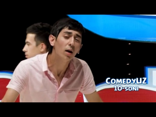 ComedyUZ 10-soni | КамедиУЗ 10-сони