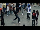 STREET BATTLE Les Twins VS. Bones The Machine Pee Fly VS. Laura Boubou | YAK FILMS