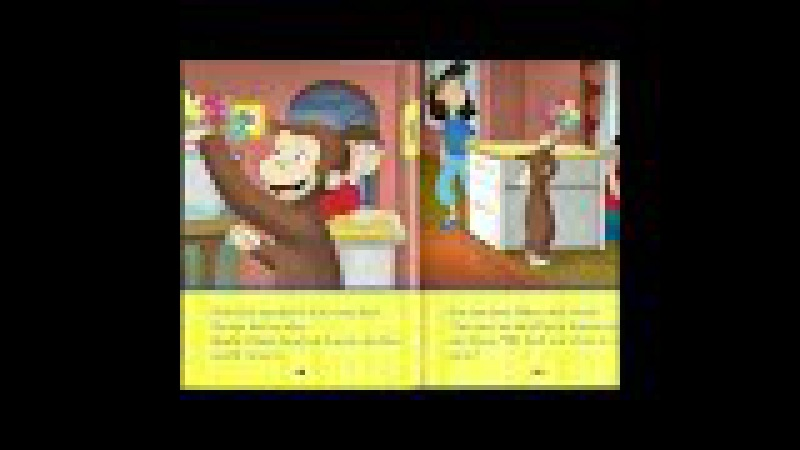 Curious George A Home for Honeybees I Read Aloud Picture Book