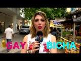Van Van - Existe diferença entre Gay e Bicha? - Papeiro da Cinderela