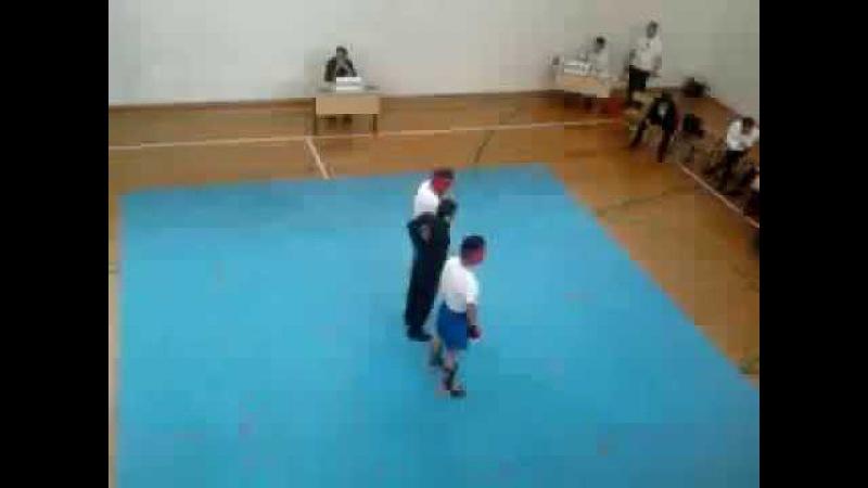 Kick Boxing AZE - Abdullayev Murad (CJJ)