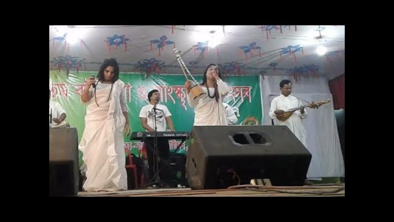 Sob loke koy   Bangla Lalon Song   Lalon geeti   বাংলা লালনগীতি গানের আশর 2017