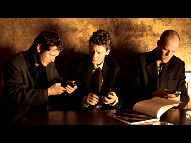 Lock, Stock and Two Smoking Barrels - Final Scene