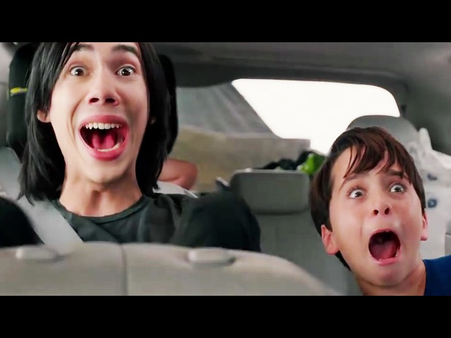 Дневник слабака 4: Долгое путешествие / Diary of a Wimpy Kid: The Long Haul (2017) трейлер