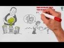 Роберт Кийосаки «Богатый папа, бедный папа» Рисованное видео