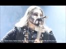 Werewolves Of Armenia (Live) - POWERWOLF - Lyrics - HD - Masters Of Rock 2015