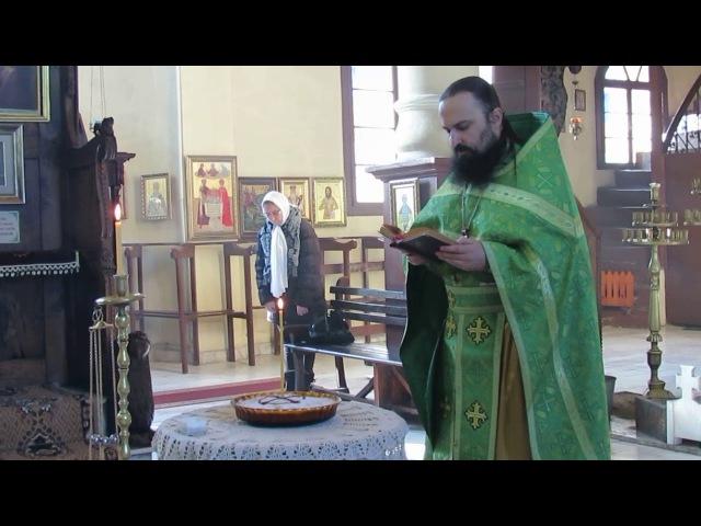 Болгария, 12.12.2017 панихида по хану Кубрату (VII век), основателю Волжской Булгарии
