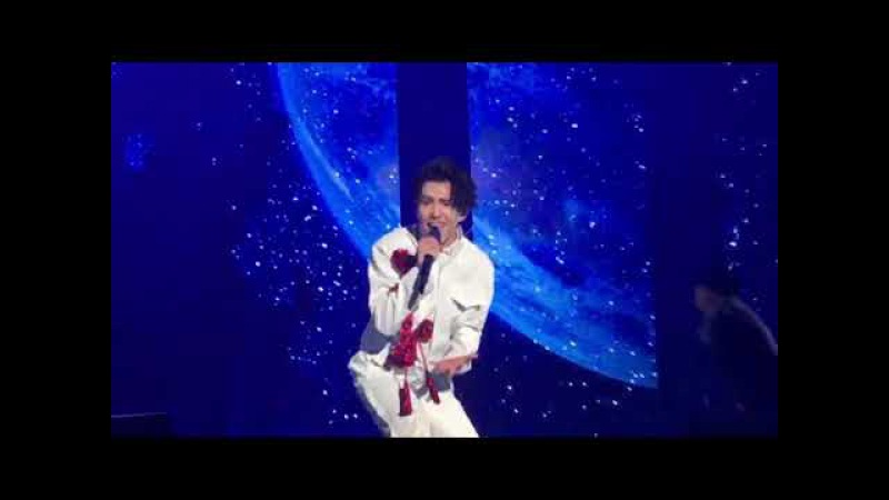 Димаш спел легендарную песню Earth song на концерте D-Dynasty! | Dimashfans.com