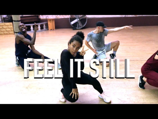 Feel It Still - Portugal The Man | Brian Friedman Choreography | Debbie Reynolds