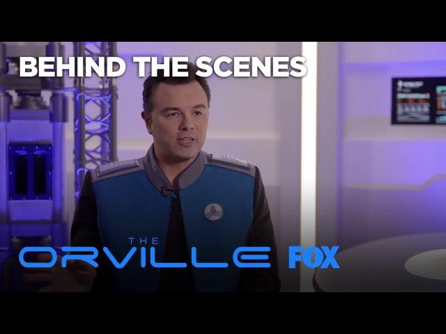 Seth MacFarlane Discusses Designing The Future   Season 1   THE ORVILLE