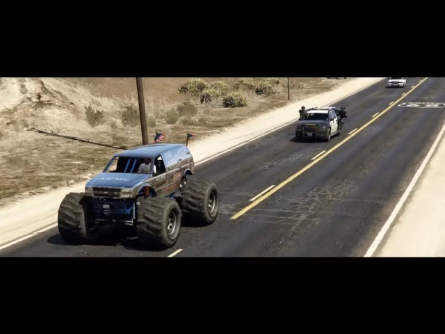 GTA 5 - Most Epic Action Film - Unstoppable (Cinematic fan made)