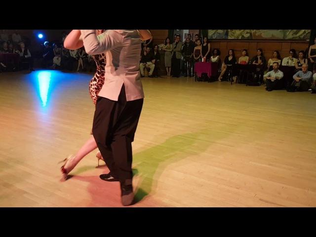 Natasha Lewinger Haris Mihail Tango Etnia London 1/4