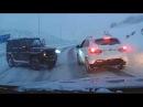 Все Аварии Зимы 2017 за 35 Минут - АвтоСтрасть