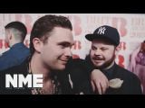 Royal Blood on their next album, 2018 plans, and Queens Of The Stone Age at Brit Awards 2018
