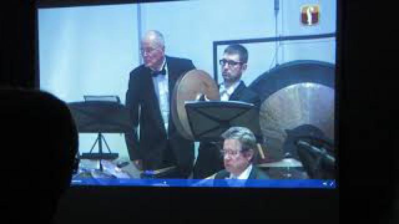 Концерт для диджея с оркестром (начало).