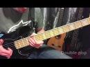 Bass Slap Triplets by Mark Peric