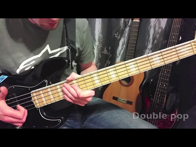 Bass Slap Triplets by Mark Peric