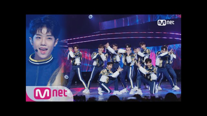 [TRCNG - WOLF BABY] Comeback Stage | M COUNTDOWN 180111 EP.553
